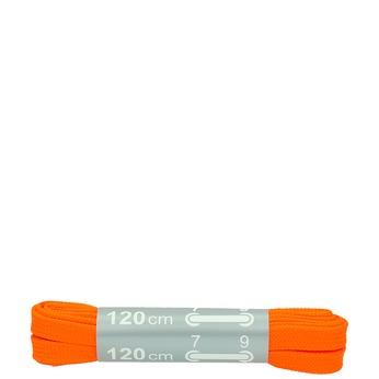 Bunte Schnürsenkel bata, Orange, 999-3266 - 13