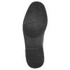 Schwarze Halbschuhe aus Leder rockport, Schwarz, 824-6106 - 26