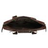 Braune Herrentasche aus Leder bata, Braun, 964-4204 - 15