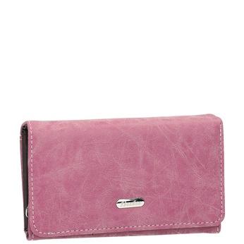 Stilvolle Damen-Geldbörse, Rosa, 941-5153 - 13