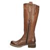 Braune Lederstiefel bata, Braun, 594-4613 - 19