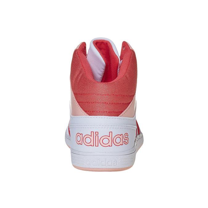 Knöchelhohe Mädchen-Sneakers adidas, Weiss, 401-5253 - 17