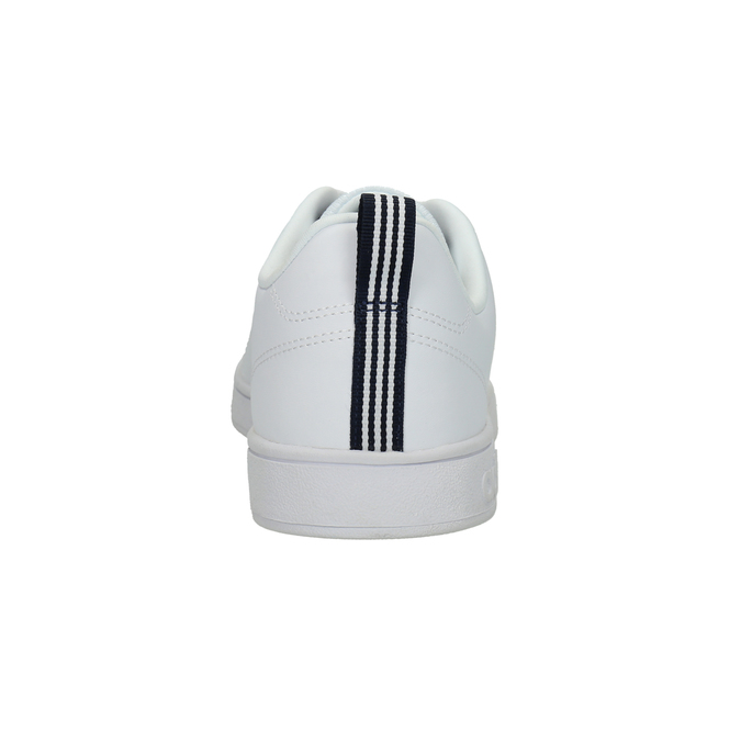 Herren-Sneakers mit Perforation adidas, Weiss, 801-1100 - 17