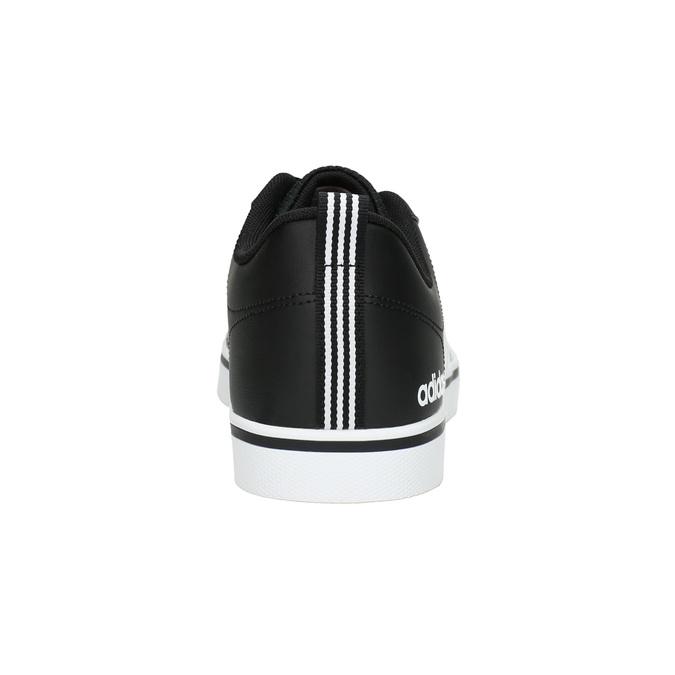 Legere Herren-Sneakers adidas, Schwarz, 801-6136 - 17