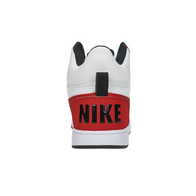 Herren-Knöchel-Sneakers nike, Rot, 801-5332 - 17