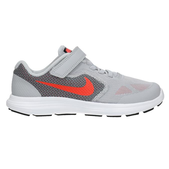 Sportliche Kinder-Sneakers nike, Grau, 309-2149 - 15