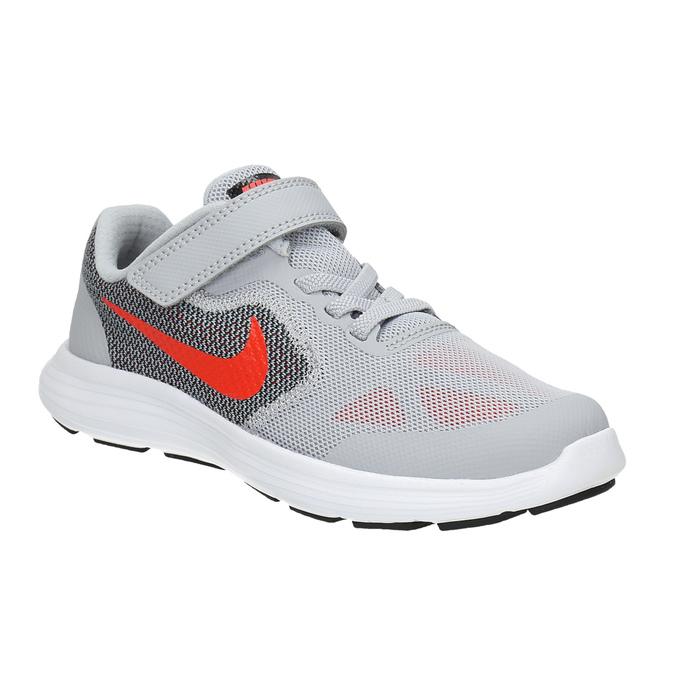 Sportliche Kinder-Sneakers nike, Grau, 309-2149 - 13