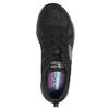 Sneakers mit Memory-Schaum skechers, Schwarz, 509-6963 - 19