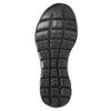 Sneakers mit Memory-Schaum skechers, Schwarz, 509-6963 - 26