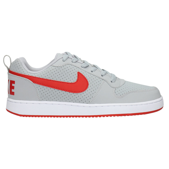Graue Herren-Sneakers nike, Grau, 801-2333 - 15