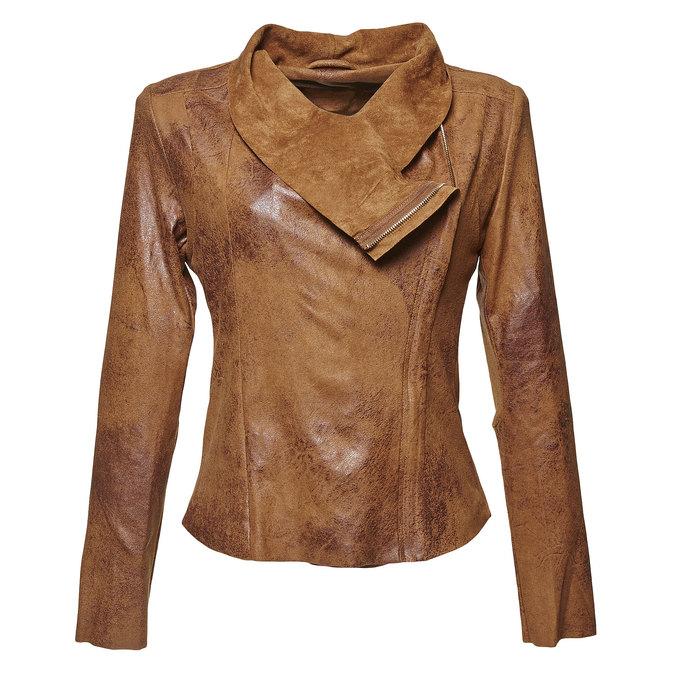 Leichte Damenjacke bata, Braun, 979-3635 - 13