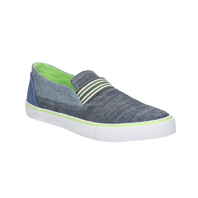 Kinder-Slip-Ons north-star-junior, Blau, 419-9612 - 13
