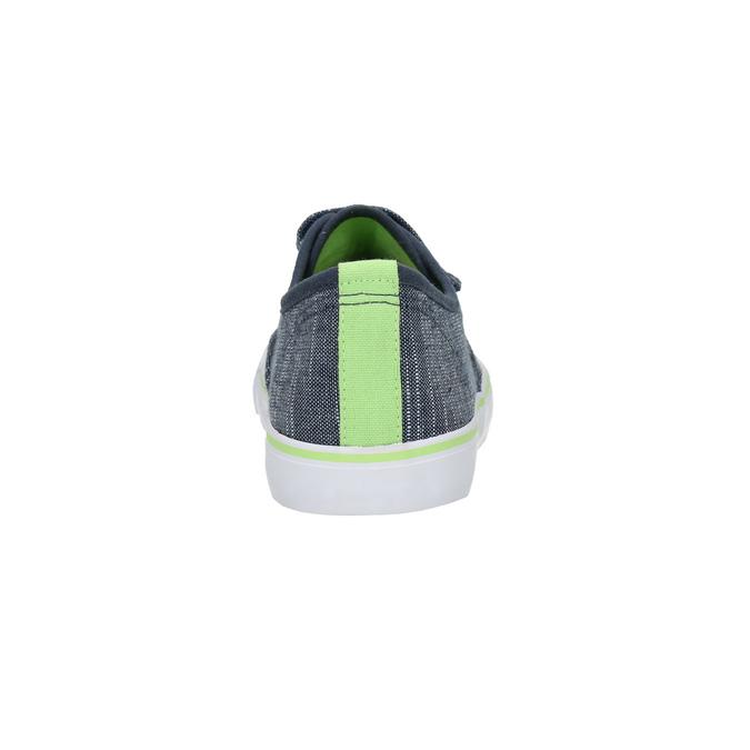 Kinder-Sneakers mit Klettverschluss north-star-junior, Blau, 419-9611 - 17