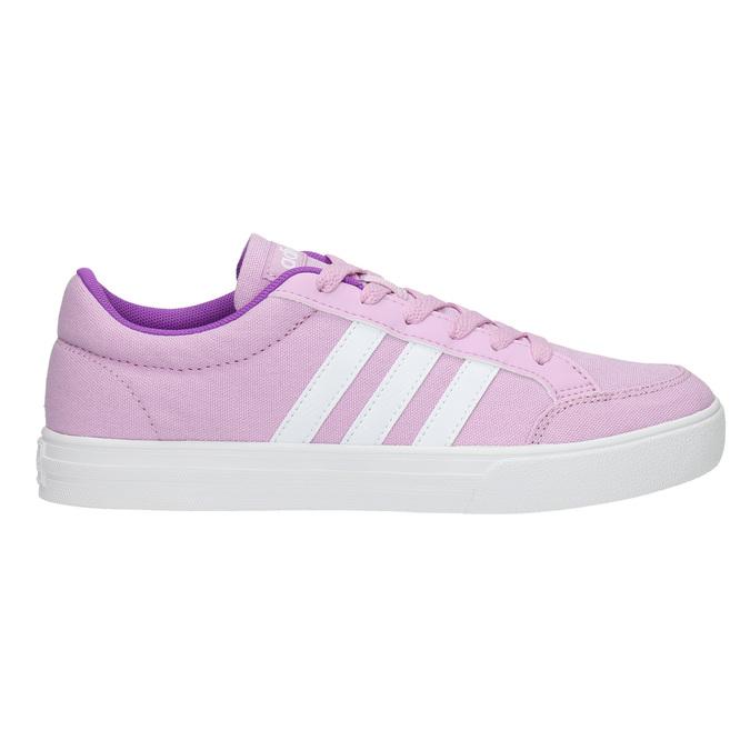 Lila Mädchen-Sneakers adidas, Rosa, 489-9119 - 15