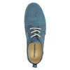 Legere Lederhalbschuhe weinbrenner, Blau, 523-9475 - 19