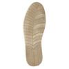 Legere Lederhalbschuhe weinbrenner, Beige, 523-2475 - 26