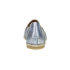 Damenschuhe im Slip-On-Stil bata, Blau, 516-9604 - 17