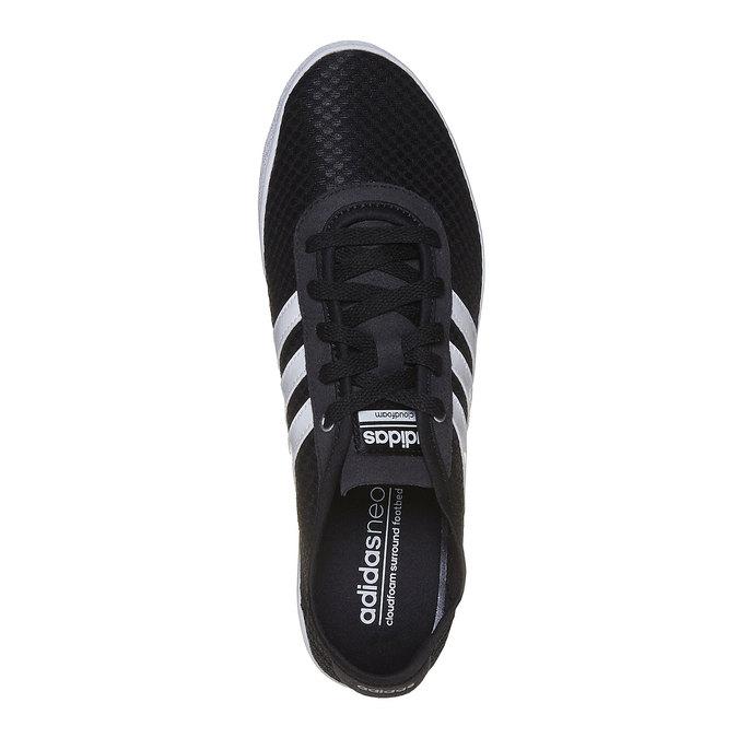 Atmungsaktive Damen-Sneakers adidas, Schwarz, 509-6489 - 19