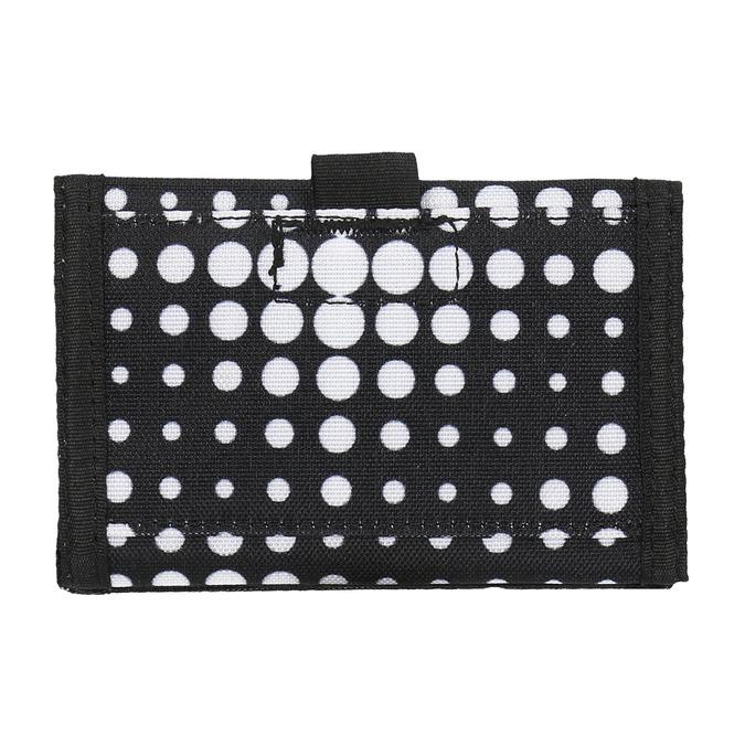 Textil-Geldbörse mit Pünktchen roxy, 969-0056 - 26