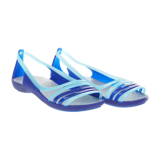 Damen-Sandalen crocs, Blau, 571-9014 - 26