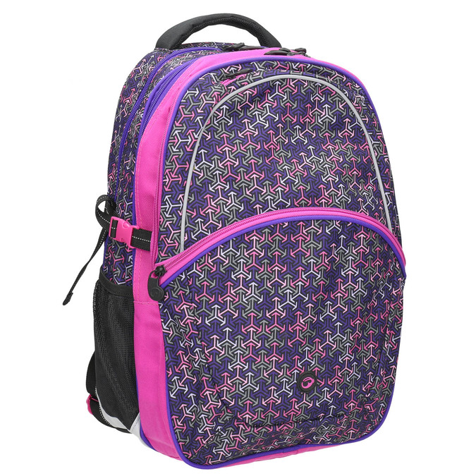 Schulrucksack bagmaster, Violett, 969-5648 - 13