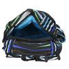 Schulrucksack mit Streifen bagmaster, Blau, 969-9651 - 15