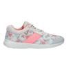 Sneakers mit Blumenmuster power, Grau, 509-2203 - 26