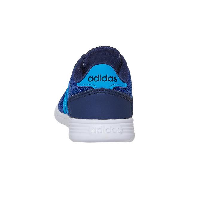 Blaue Knaben-Sneakers adidas, Blau, 109-9288 - 17
