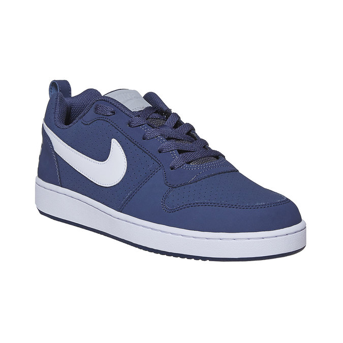 Legere Herren-Sneakers nike, Blau, 801-9154 - 13