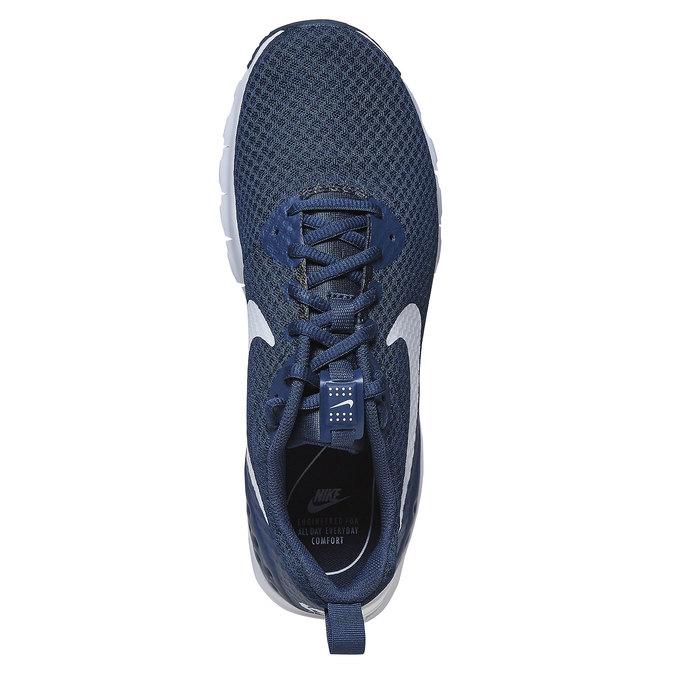 Sportliche Herren-Sneakers nike, Blau, 809-9357 - 19
