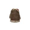 Damen-Sneakers aus Leder weinbrenner, Braun, 546-4604 - 16