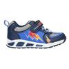 Knaben-Sneakers mit Print mini-b, Blau, 211-9183 - 15