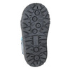 Knaben-Sneakers aus Leder bubblegummer, Blau, 113-9601 - 26