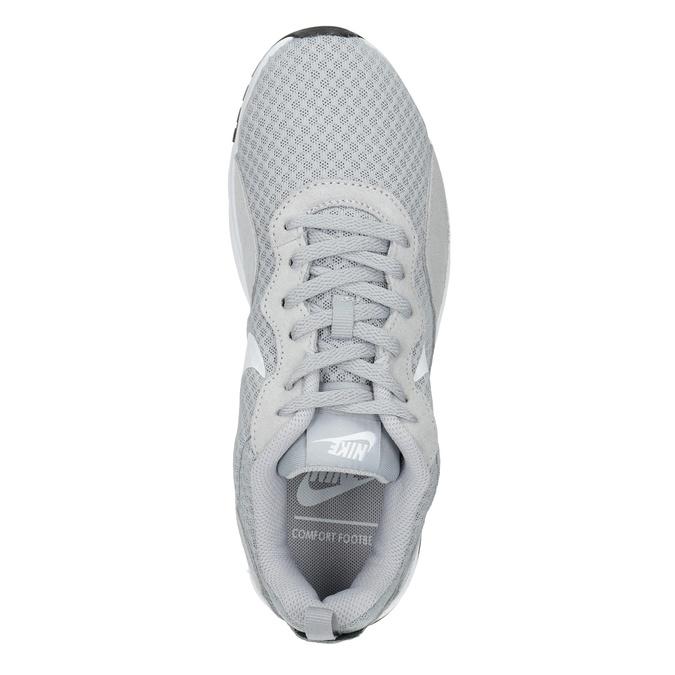 Graue Damen-Sneakers nike, Grau, 509-2160 - 15