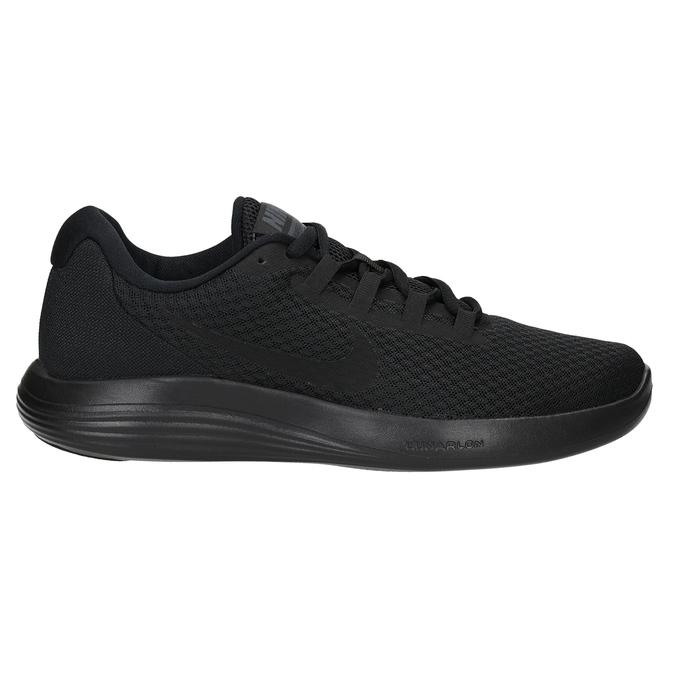 Schwarze Herren-Sneakers nike, Schwarz, 809-6290 - 26