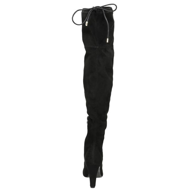 Overknee-Stiefel mit Absatz insolia, Schwarz, 799-6618 - 17