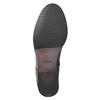 Knöchelschuhe aus Leder mit Verzierung clarks, Schwarz, 614-6027 - 17