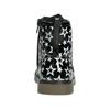 Schnürschuhe mit Sternchen mini-b, Schwarz, 291-6167 - 16