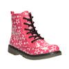 Mädchen-Schnürschuhe mit Sternchen mini-b, Rosa, 291-5167 - 13