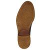 Chukka Boots aus Leder bata, Grau, 826-3919 - 17