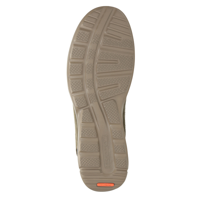 Legere Sneakers aus geschliffenem Leder rockport, Braun, 826-3021 - 17