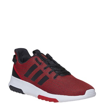 Rote Herren-Sneakers adidas, Rot, 809-5201 - 13