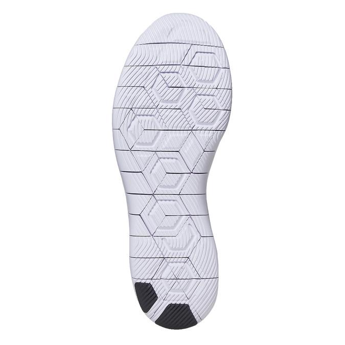 Damen-Sneakers mit Muster nike, Schwarz, 509-6189 - 26