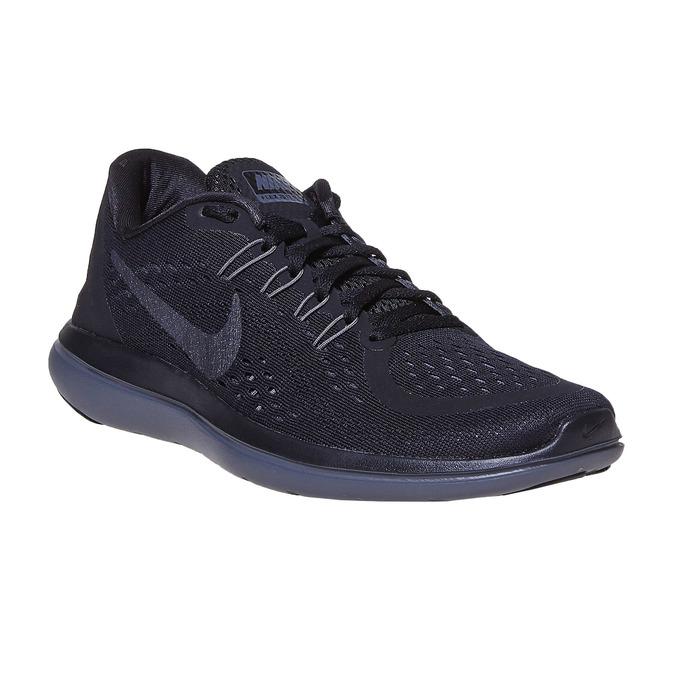 Sportliche Damen-Sneakers nike, Schwarz, 509-6187 - 13