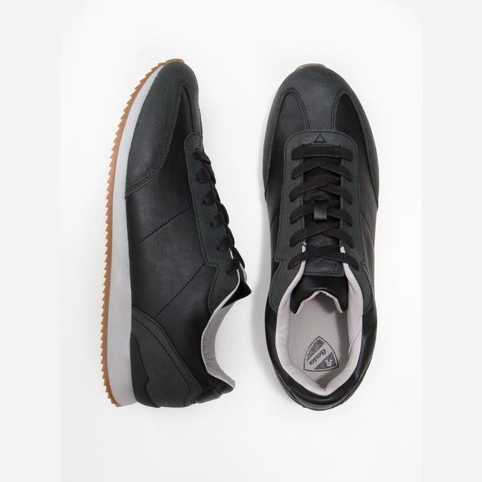 Legere Herren-Sneakers, Schwarz, 801-6180 - 18