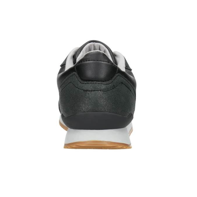 Legere Herren-Sneakers, Schwarz, 801-6180 - 16