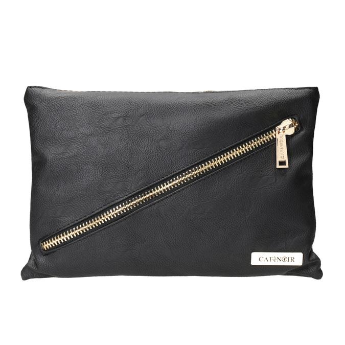 Crossbody-Damenhandtasche cafe-noir, Schwarz, 961-6088 - 26