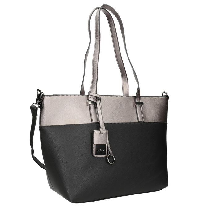 Damenhandtasche mit abnehmbarem Gurt gabor-bags, Gelb, 961-8036 - 13