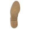 Damenschnürschuhe aus Leder bata, Braun, 596-4663 - 17