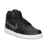 Knöchelhohe Kinder-Sneakers nike, Schwarz, 401-0532 - 13